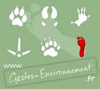 gestes environnement logo
