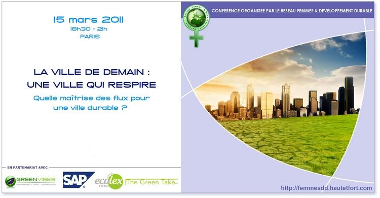 environnement, ville durable, énergie, déchet, transport, gouvernance