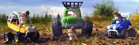 jouet environnement