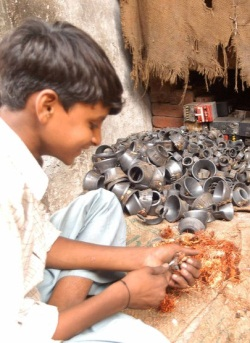 recyclage cuivre inde