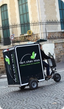environnement, mobilité, déplacement, vélo, ville durable