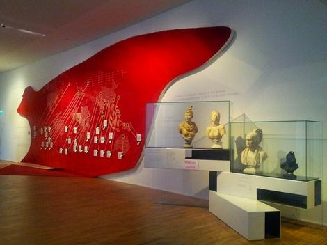 musée de l'homme,mur des langues, langage